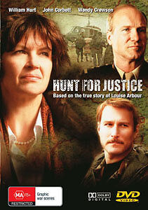 William Hurt Wendy Crewson HUNT FOR JUSTICE - TRUE STORY CRIMINAL TRIBUNAL DVD