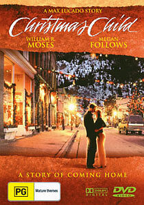 William R Moses Megan Follows CHRISTMAS CHILD DVD