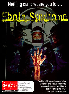 EBOLA SYNDROME - CONTROVERSIAL DISTURBING GRAPHICALLY VIOLENT CHINESE HORROR DVD