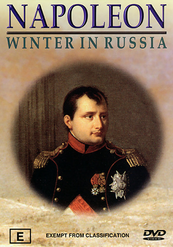 NAPOLEON - WINTER IN RUSSIA (COMPELLING & COMPREHENSIVE WAR DOCUMENTARY) DVD