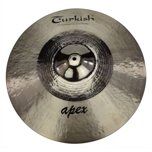 "TURKISH CYMBALS Becken 21"" Ride Apex Rock Series bekken cymbale cymbal 3062g"