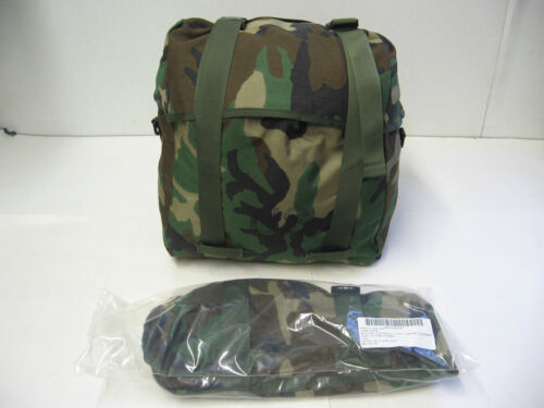 NEW US ARMY MOLLE II BAG WOODLAND HUNTING SURVIVAL GRAB N GO BACKPACK USGIOther Surplus Military Gear - 36077