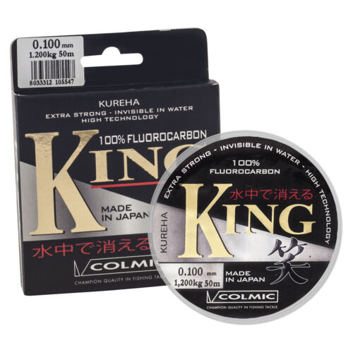Fluorocarbon Colmic King