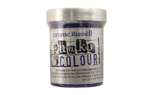 JEROME RUSSELL PUNKY COLOUR SEMI-PERMANENT HAIR COLOR (ALL COLORS AVAILABLE)