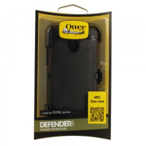 OtterBox Defender Series Case HTC One Mini - Black