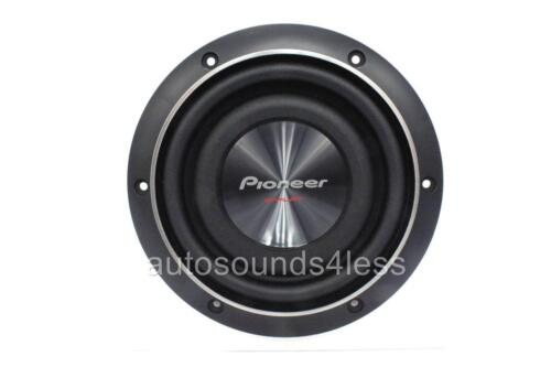 """Pioneer TS-SW2002D2 600 Watts 8"""" Dual 2 Ohm Shallow Mount Car Truck Subwoofer"""