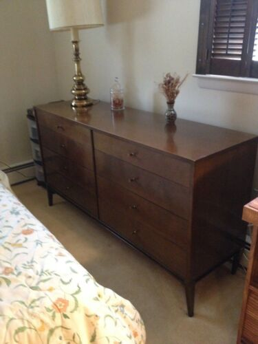 5 Piece- Planner Group- Paul McCobb Mid-Century Modern-circa 1955 bedroom set