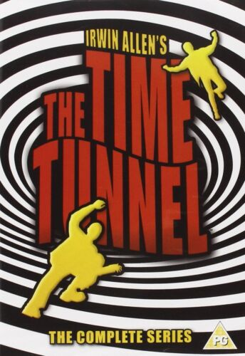 "THE TIME TUNNEL COMPLETE SERIES COLLECTION 9 DISC DVD BOX SET ""NEW&SEALED"""
