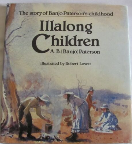 Illalong Children, The story of Banjo Paterson's childhood, AB (Banjo) Paterson