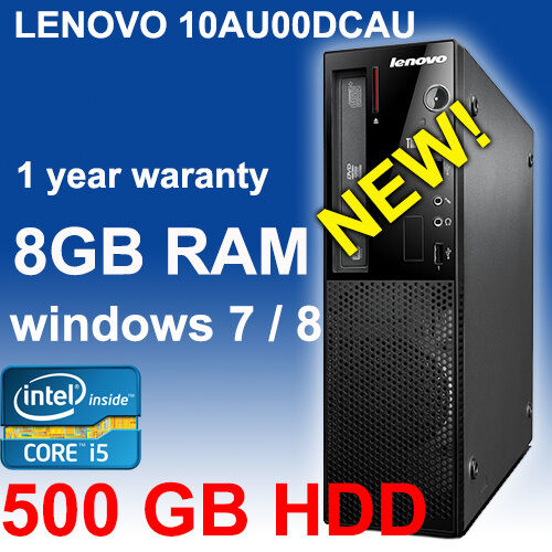 LENOVO 10AU00DCAU Think Center