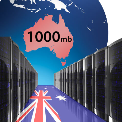 1000mb Hosting on Australia Servers x 2 Years - Domain name website using cPanel