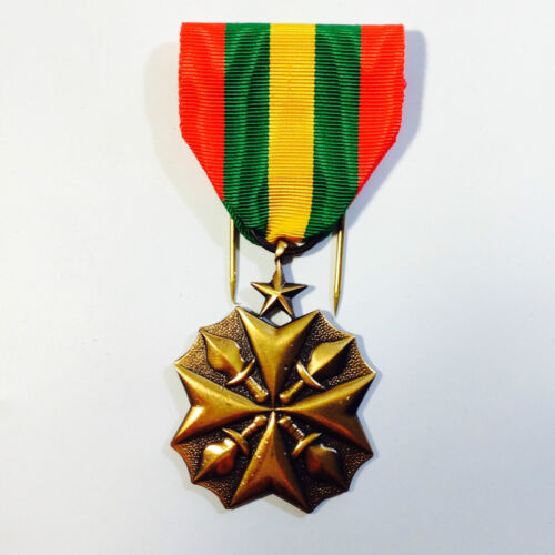 Zaire Congo Civil Merit Full Size Medal With RibbonOther Eras, Wars - 135