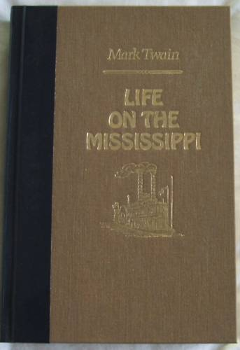 Life on the Mississippi by Mark Twain, Hardcover 1987 Readers Digest