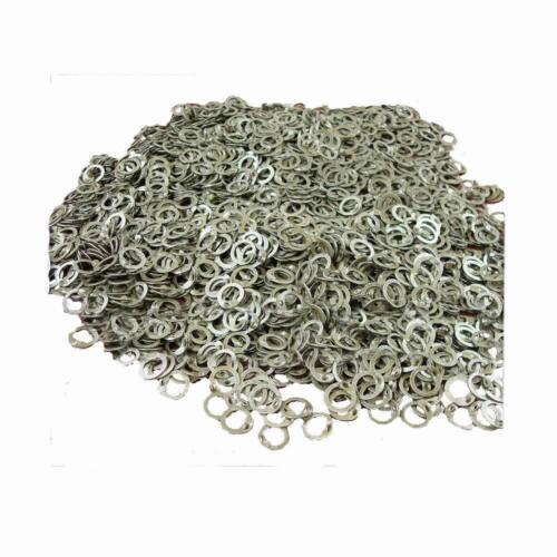 Medieval Battle Flat Riveted Chainmail Ring  10 MM 1000 pcs RS1788