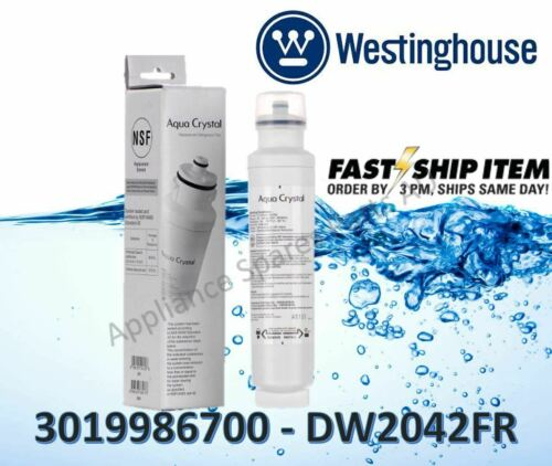 Westinghouse Genuine Water Filter DW2042FR-09 3019986700 Aus Free Shipping