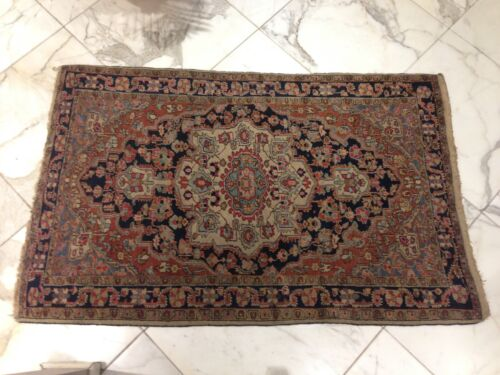 Rug Antique, Perfect Condition. Over 100 Years Old.