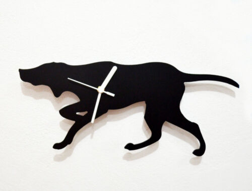 Pointer Dog - Wall Clock