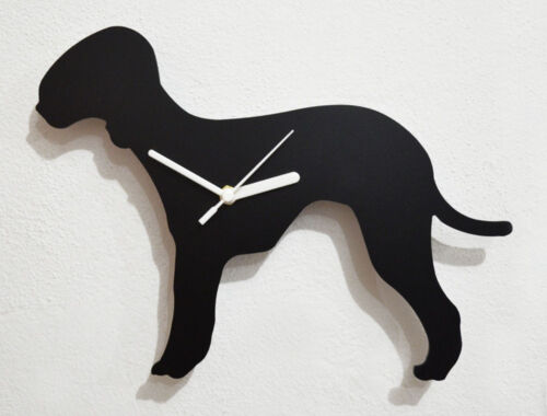 Bedlington Terrier- Wall Clock