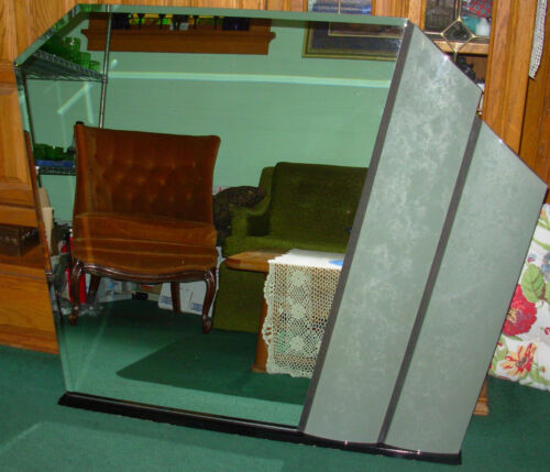 """Art Deco Mirror~Bar Mirror~ 51"""" X 42""""~Local Pick-Up Only~Milwaukee,WI.~ Bay View"""