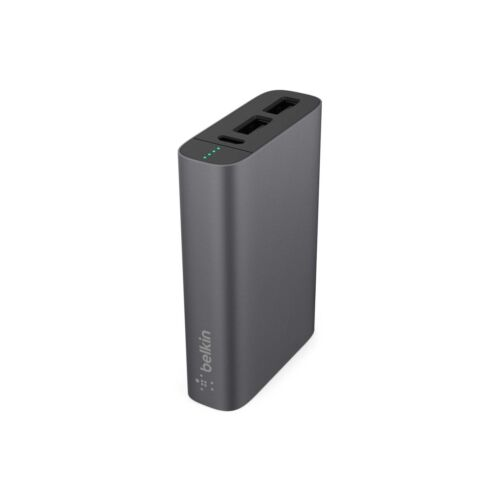 BELKIN BATTERY POWER BANK MIXIT 6000MAH FOR SMARTPHONE TABLET GREY F8M989BTGRY