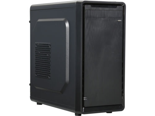Rosewill SRM-01 Black Micro ATX Mini Tower Computer Case for Intel & AMD System