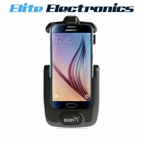 BURY S8 SYSTEM 8 SAMSUNG GALAXY S6 TAKE & TALK CRADLE CHARGER DOCK HOLDER