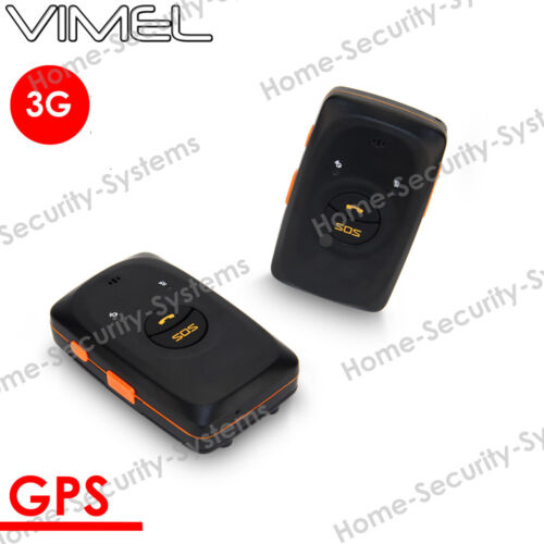 Professional Heavy Duty 3G GPS tracker Tracking Hiking Personal for Kids Elderly