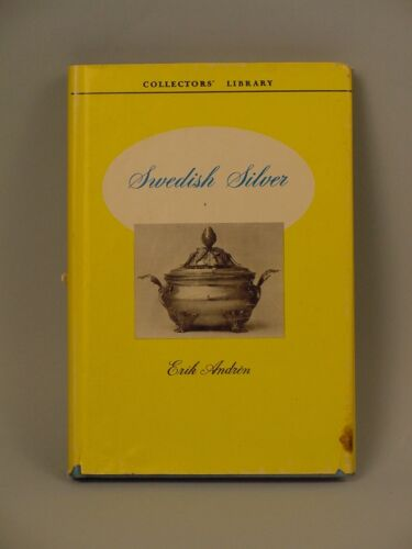 Swedish Silver Reference Book