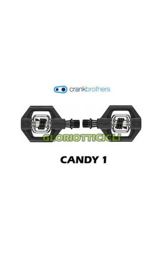 CRANKBROTHERS COPPIA PEDALI CANDY 1 XC/ALL MONTAIN