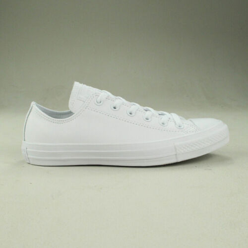 Converse All Star Ox Leather Trainers New in box UK Size 3,4,5,6,7,8,9,10,11,12