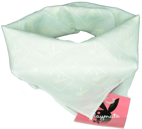 Foulard Donna Bianco Playboy Foulard Woman White