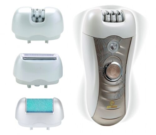 EPITOME Callus Remover Electric Ladies Shaver Dual Voltage Face & Body Epilator