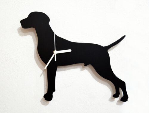 Weimaraner Dog - Wall Clock