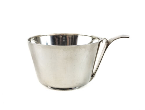Swedish W.A. Bolin .830 Silver Cup or Porringer, 1943. Weight 5.5toz.