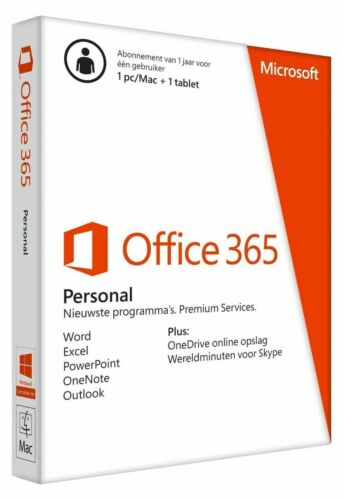 Upgrade to Microsoft Office 365 Personal <br/> 5% OFF with code *PATPAT* No Min Spend T&Cs apply.