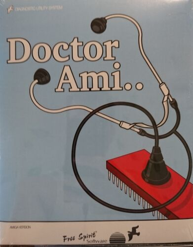 Doctor Ami AMIGA Diagnostic Software from Free Spirit Software [05]