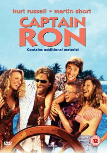 Captain Ron [Region 2] - DVD - New - Free Shipping.