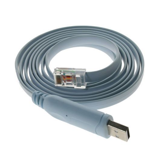 USB TO RJ45 Serial Console Express Net Cable for Cisco Routers FTDI AUS STOCK