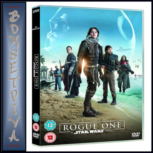 ROGUE ONE - A STAR WARS STORY   *** BRAND NEW DVD **