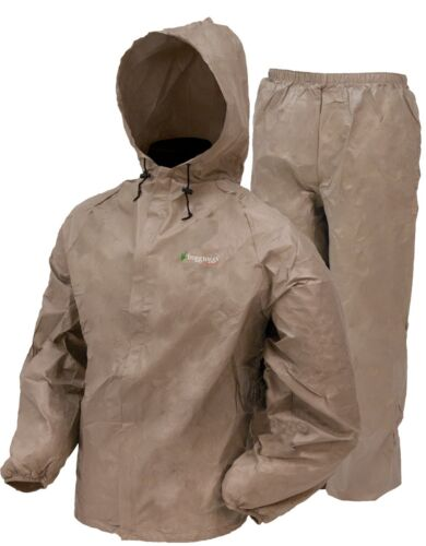 Frogg Toggs UL12504 Ultra Lite Rain Suit WOMEN'S NEW & STUFF SACK included NEW