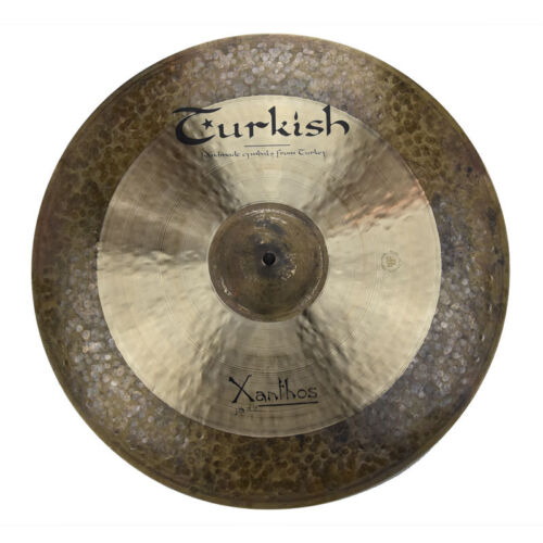 "TURKISH CYMBALS Becken 20"" Ride Xanthos-Jazz bekken cymbale cymbal 1931g"