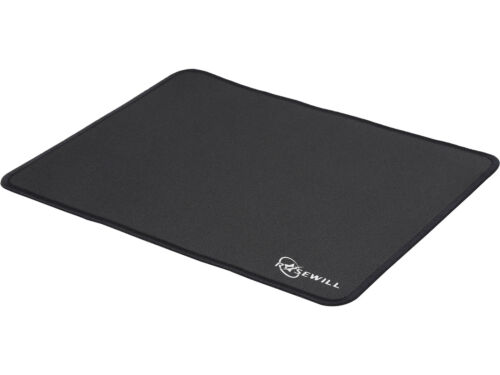 Rosewill Pro Gaming Mouse Pad / Mat,Thick, Smooth Surface- Black (RGMP-500)