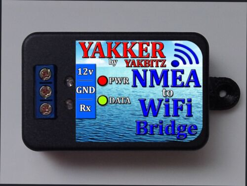 NMEA to WiFi BRIDGE