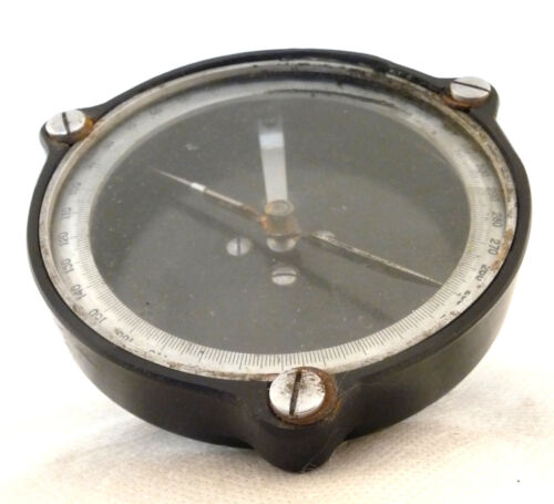 USSR compass for theodolite