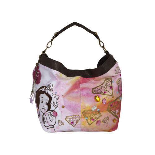 DISNEY COUTURE S&V Ladies/Girls Top Handle Handbag Snow White Dreamscape