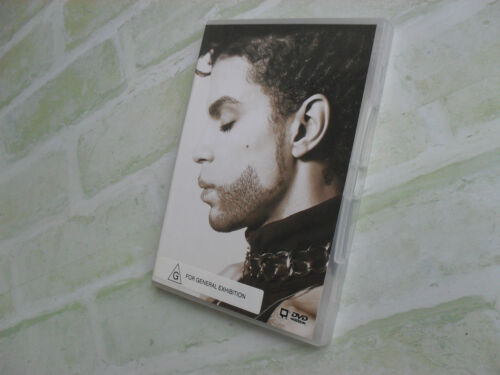 PRINCE THE HITS COLLECTION - REGION ALL - DVD