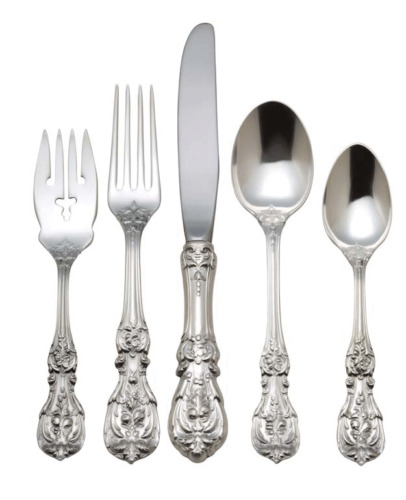 Reed & Barton® Francis I 5-Piece Flatware Place Setting in Sterling -No Monogram