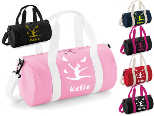 Personalised Embroidered Suit Carrier Costume Bag Ballet Dance Shoes Show BC