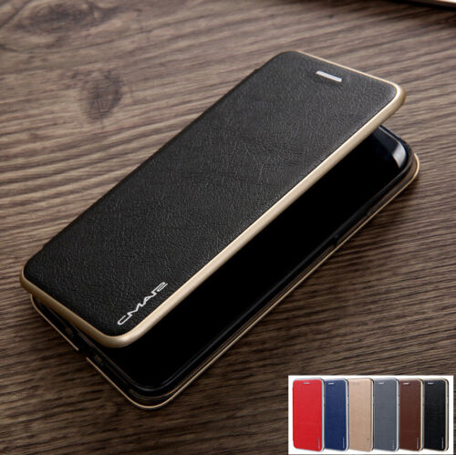 For Samsung S20/Plus/Ultra S10 A20/30 S9/8 Leather Wallet Case Card Flip Cover