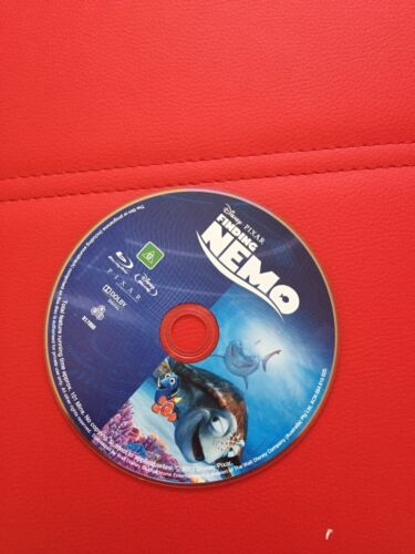 Finding Nemo Bluray disc only
